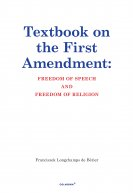 Textbook on the First Amendment