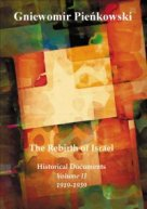 The Rebirth of Israel. Volume II: 1919-1939
