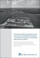 The impact of shale gas extraction on the socio-economic development of regions